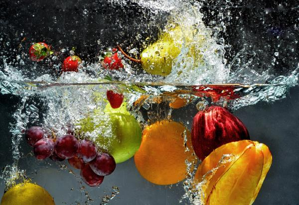 Introducing fruits
