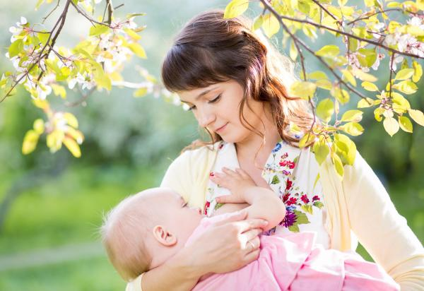 Tips for a healthy breastfeeding
