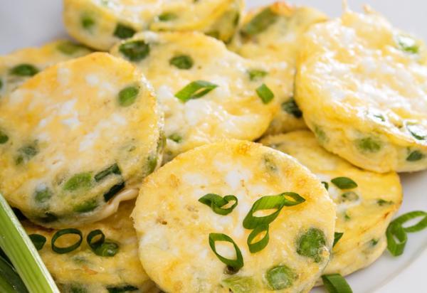 Baby Veggie Omelet