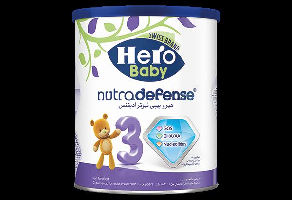 Hero Baby 3 Nutradefense