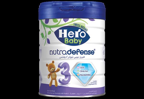 Hero Baby 3 Nutradefense 800g