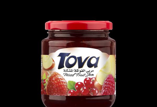 Mixed Fruits Jam