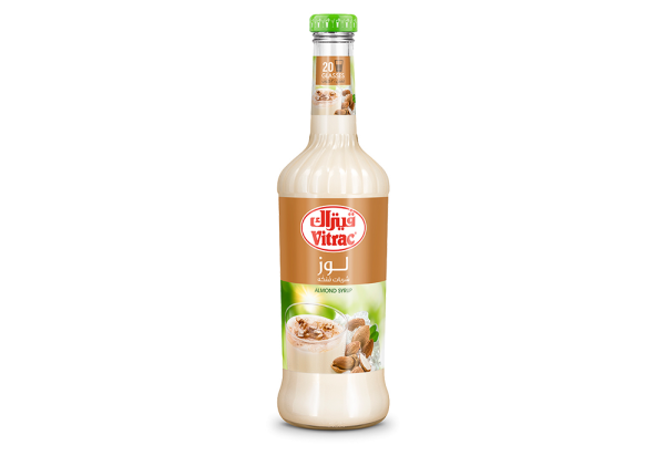 Syrup Almond