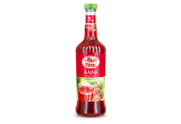 Syrup Strawberry